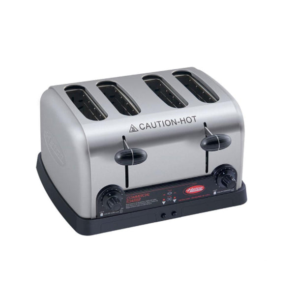 Hatco 4-Slot Commercial TPT-240 Pop-Up Toaster | Extra Wide Slots