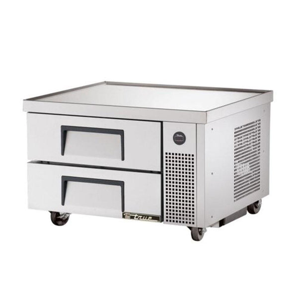 "True TRCB-36 36"" 2-Drawer Refrigerated Chef Base"