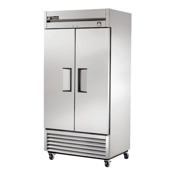 "True TS-35F-HC 39"" Reach-In Reach-In Solid Swing Door Stainless Freezer"