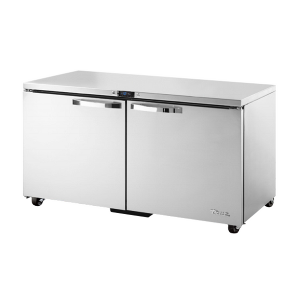 TRUE TUC-60F-HC~SPEC3 Undercounter, Solid Door Freezer