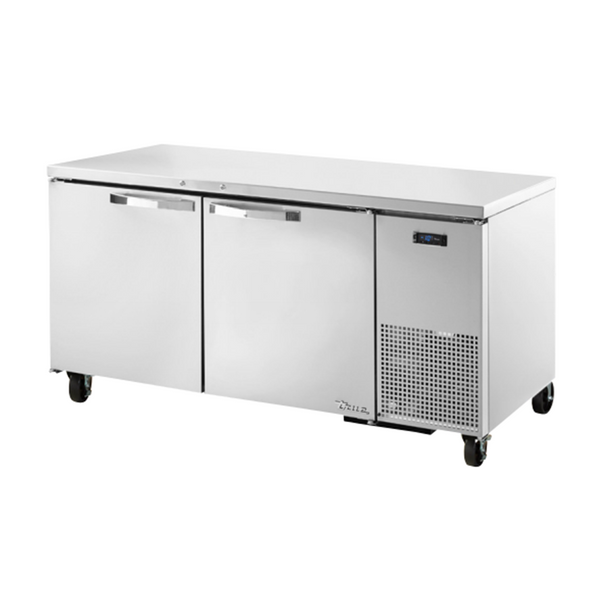 TRUE TUC-67F-HC~SPEC3 Deep Undercounter, Solid Door Freezer
