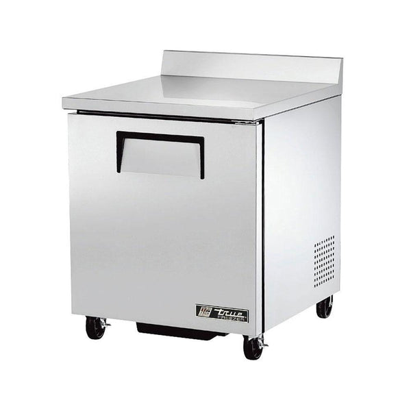 "True TWT-27F-HC 27"" 1-Door Worktop Freezer"