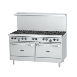 U.S. Range U60-10RR Natural Gas 10 Burner 60