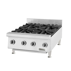 U.S. Range UTOG12-2 Natural Gas Heavy-Duty 2 Burner Countertop 12