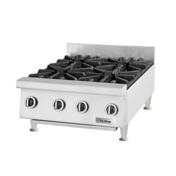 U.S. Range UTOG36-6 Natural Gas / Liquid Propane Heavy-Duty 6 Burner Countertop 36