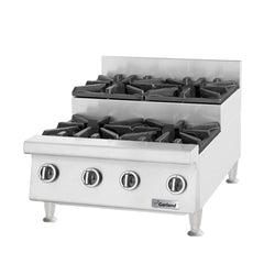 U.S. Range UTOG36-SU6 Natural Gas / Liquid Propane Heavy-Duty 6 Burner Step-Up Countertop 36
