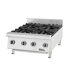 U.S. Range UTOG48-8 Natural Gas Heavy-Duty 8 Burner Countertop 48
