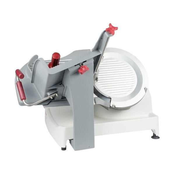 "Berkel X13A-PLUS 13"" Automatic Gravity Feed Meat Slicer - 1/2 hp"