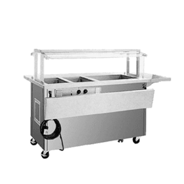 Garland Delfield SHCR-96-BP Shelleysteel™ Combination Hot/Cold Serving