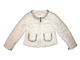 Fun Fun Girls White Padded Jacket