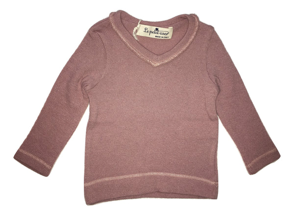 Le petit coco Baby Girls Pink Jumper