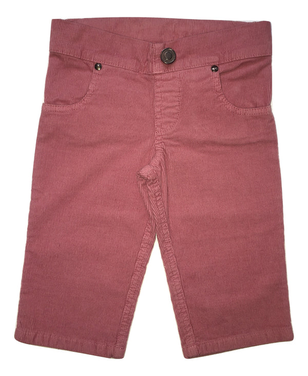 Le petit coco Baby Girls Pink Comfy Trousers