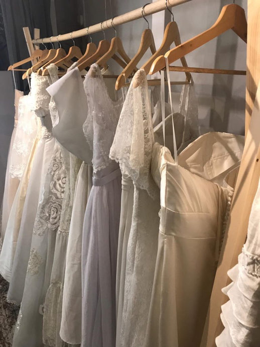 An Interview with Revival Bridal Boutique Cardiff: Part 1 by Rob Davies