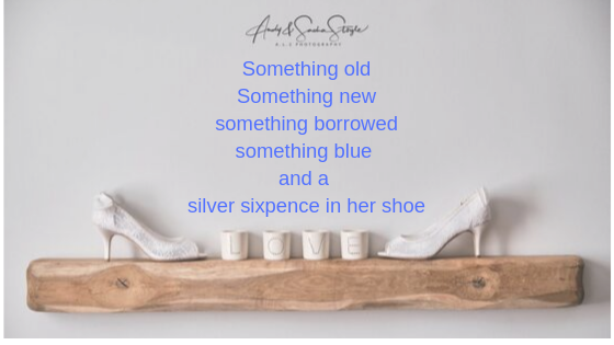 something old new borrowed blue I do silver