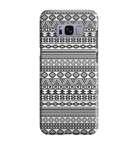 Samsung Galaxy S8 Handyhülle Hard Case - India Muster 13