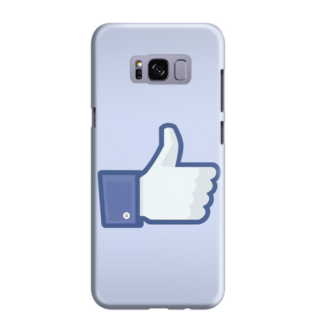 Samsung Galaxy S8 Handyhülle Hard Case - i liked
