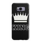 Samsung Galaxy S8 Handyhülle Hard Case - King