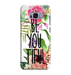 Samsung Galaxy S8 Handyhülle Hard Case - Be you tiful