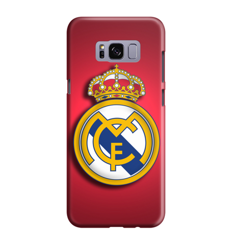 Samsung Galaxy S8 Handyhülle Hard Case - Real Madrid 2