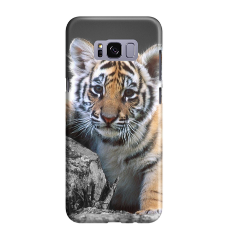Samsung Galaxy S8 Handyhülle Hard Case - Tiger