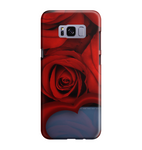 Samsung Galaxy S8 Handyhülle Hard Case - Rote rose 2