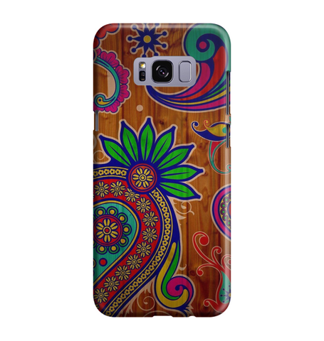 Samsung Galaxy S8 Handyhülle Hard Case - Muster 17