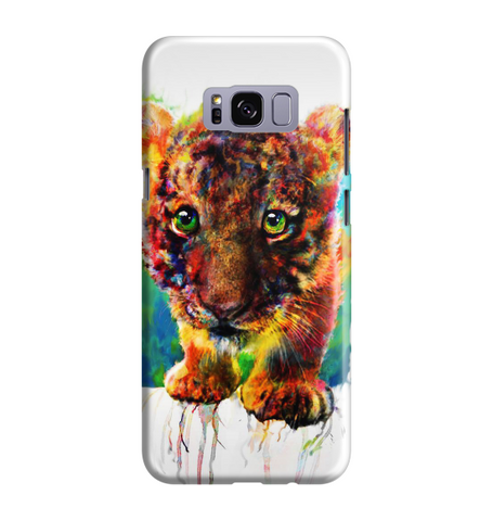 Samsung Galaxy S8 Handyhülle Hard Case - Tiger 2