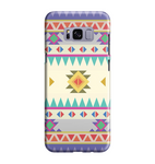 Samsung Galaxy S8 Handyhülle Hard Case - India Muster 4