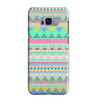 Samsung Galaxy S8 Handyhülle Hard Case - India Muster 7