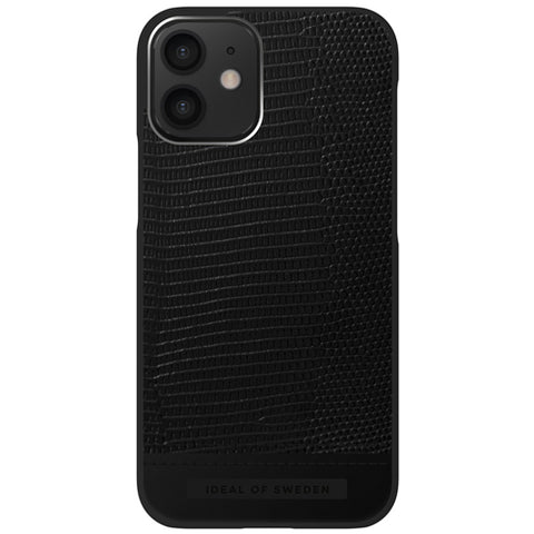 iPhone 12 mini -  Designer Hardcase - Eagle Schwarz