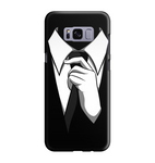 Samsung Galaxy S8 Handyhülle Hard Case - Smoking Schwarz