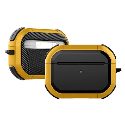 AirPods Pro Armour Case - Gelb