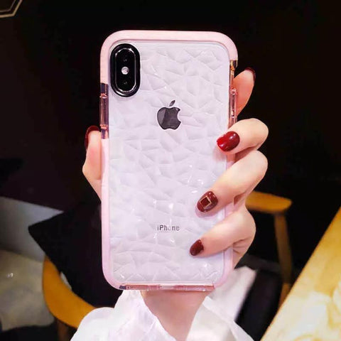 Protection Series Handyhülle - iPhone X/XS (Rosa) - 99-covers
