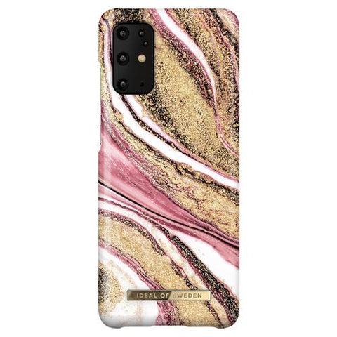 Samsung Galaxy S20 iDeal of Sweden Hardcase Hülle - Cosmic Pink Swirl