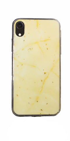 Marmor Series Handyhülle - iPhone X/XS (Gold) - 99-covers