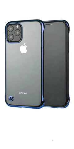 Light Series Handyhülle - iPhone 11 Pro Chrome Blau - 99-covers