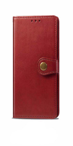 Flip Cover Tasche - iPhone 11 Pro Max Rot
