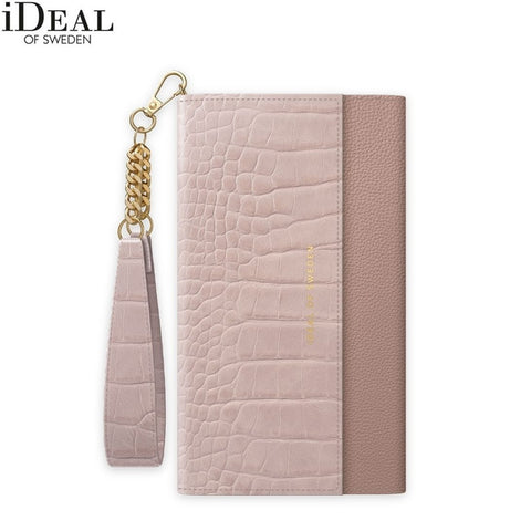 Samsung Galaxy S20 Ultra/5G - iDeal of Sweden Envelope Clutch/Hülle- Misty Rose Croco