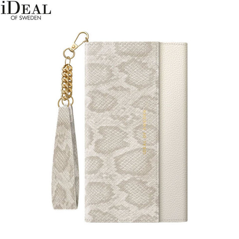 Samsung Galaxy S20 Ultra/5G - iDeal of Sweden Envelope Clutch/Hülle-Pearl Python