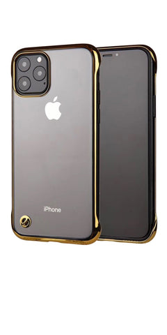 Light Series Handyhülle - iPhone 11 Pro Chrome Gold - 99-covers