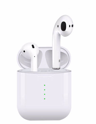 i10 TWS Mini True Wireless Earphone -  Weiss - 99-covers