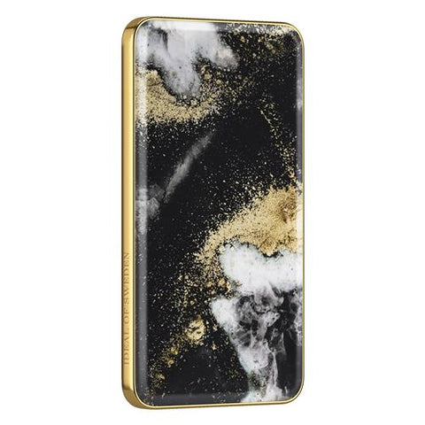 iDeal of Sweden Power Bank 5000mAh Ladegerät  - Black Galaxy Marble