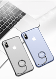 Light Series Handyhülle - iPhone XS Max Dunkelblau - 99-covers