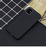Silikon Series Handyhülle - iPhone 11 Pro (Schwarz) - 99-covers