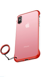 Light Series Handyhülle - iPhone XS Max Rot - 99-covers