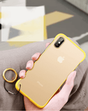 Light Series Handyhülle - iPhone X/XS Gelb - 99-covers