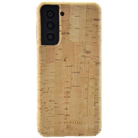 Samsung Galaxy S21 - Mike Galeli ECO Levi Kork Hardcase - Natural