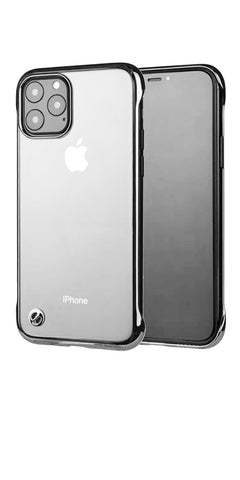 Light Series Handyhülle - iPhone 11 Pro Chrome Silber - 99-covers