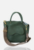 #70 Saddlery Tote Bag in Bottle Green