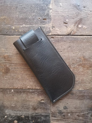 SUNGLASSES CASE in Black